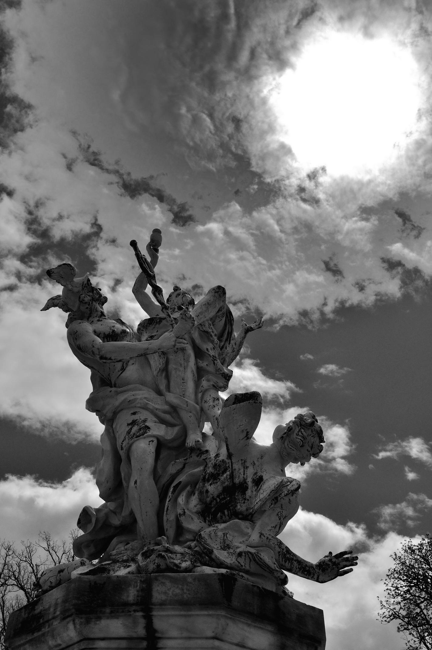 Granja de S. Ildefonso - Segovia (Spain)