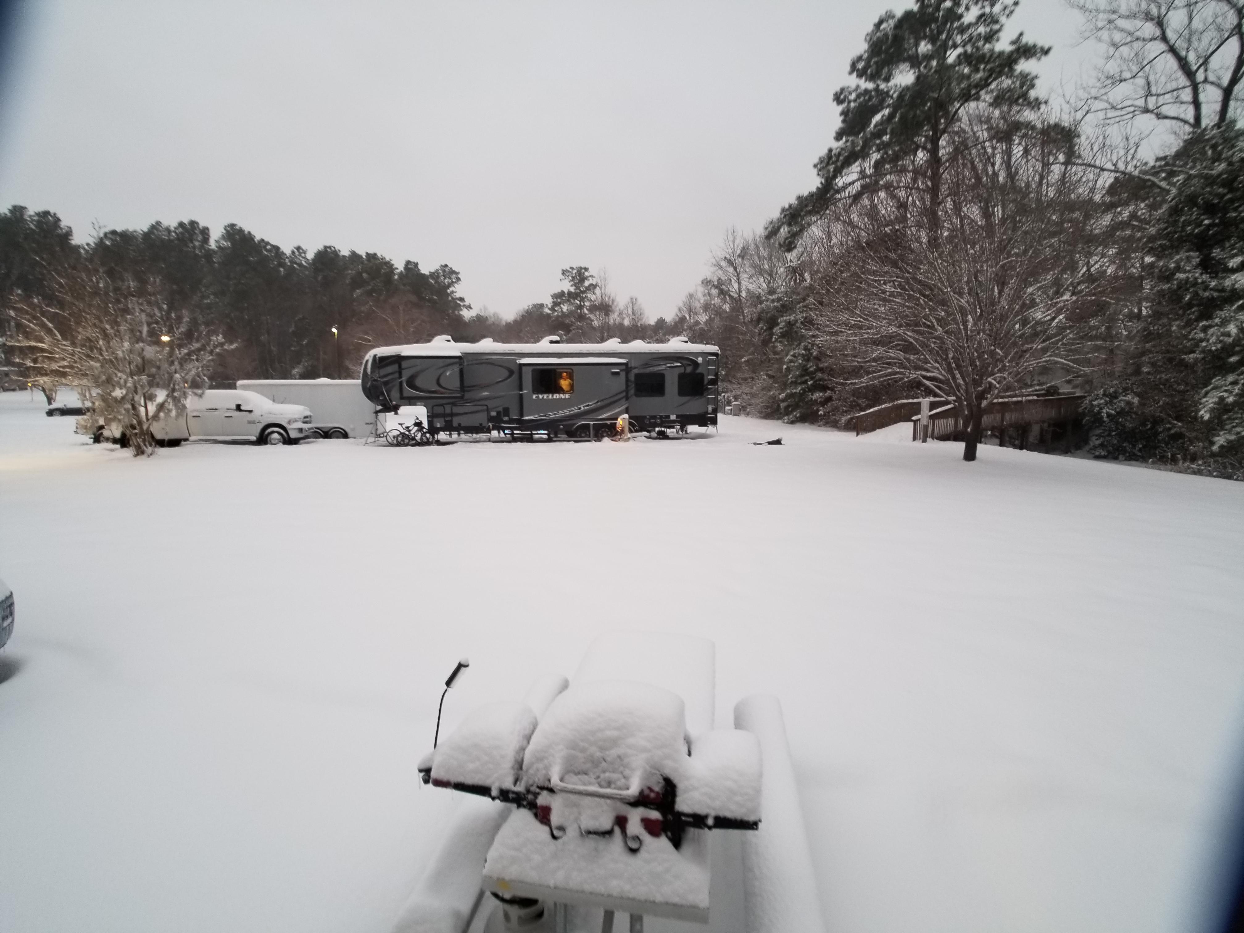 Snow Goose Creek, SC