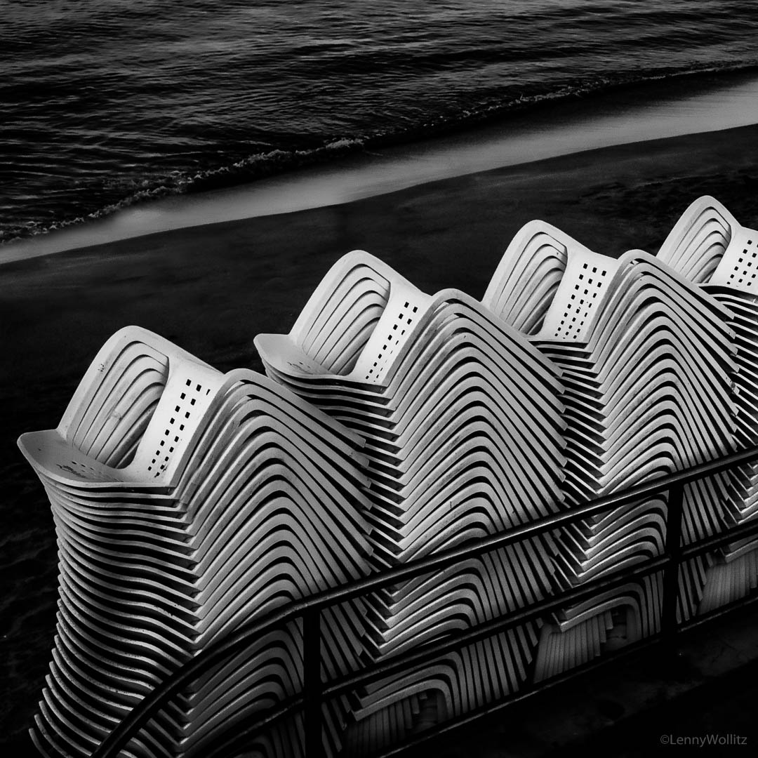 beach chairs cropped