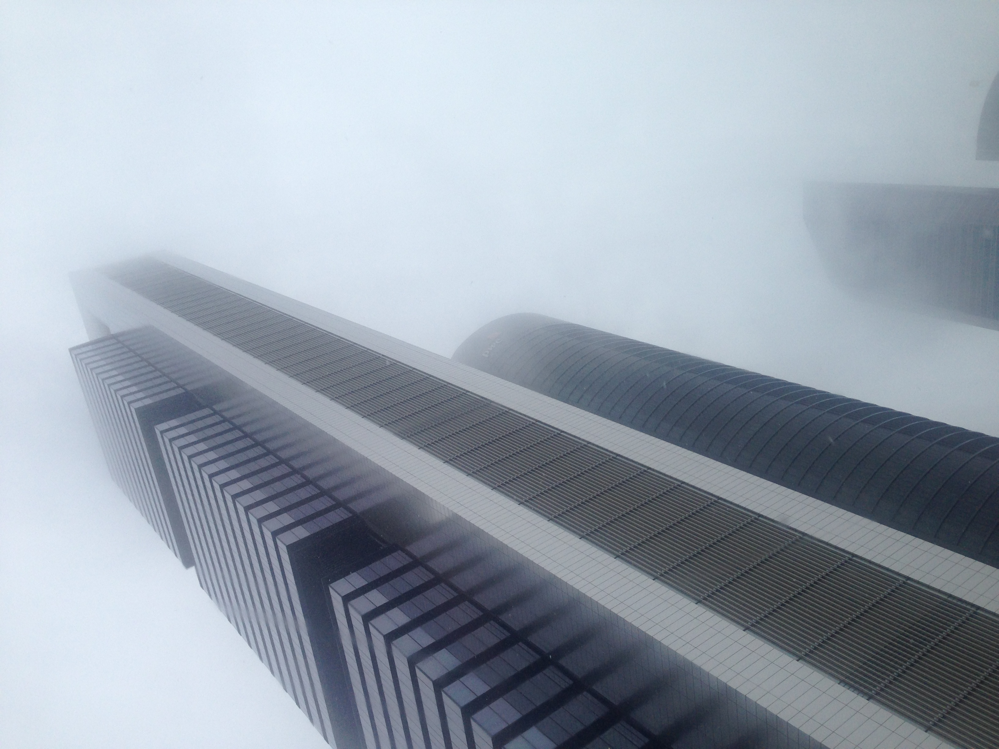 Moody 4 towers buildings