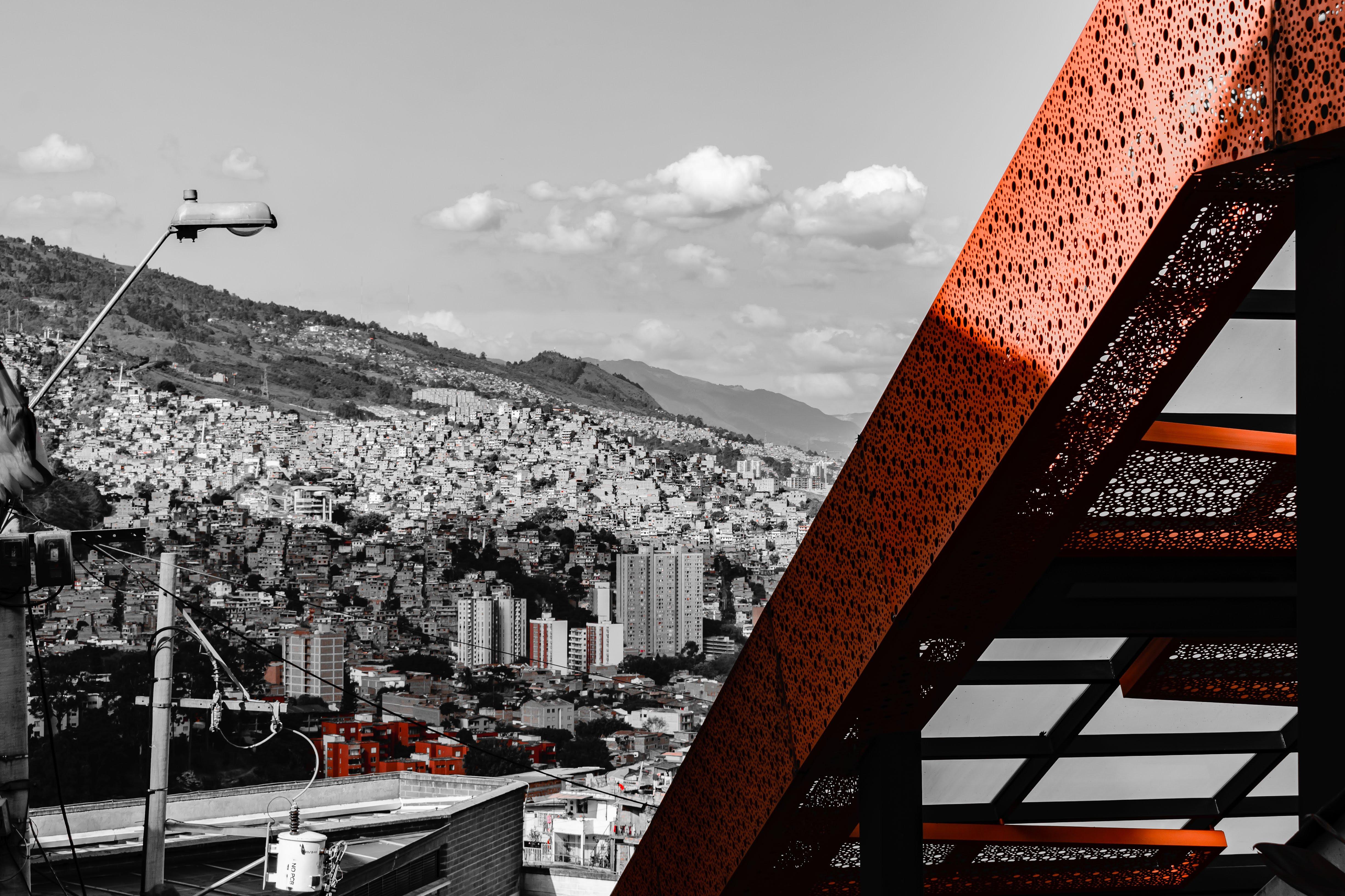 Community 13, Medellin Colombia