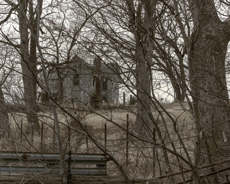 Abandoned House tinted