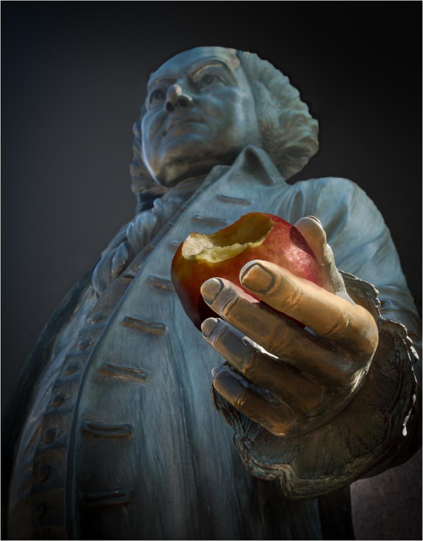(John) Adams Apple