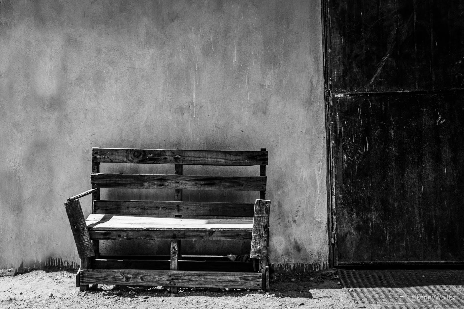 old bench edit