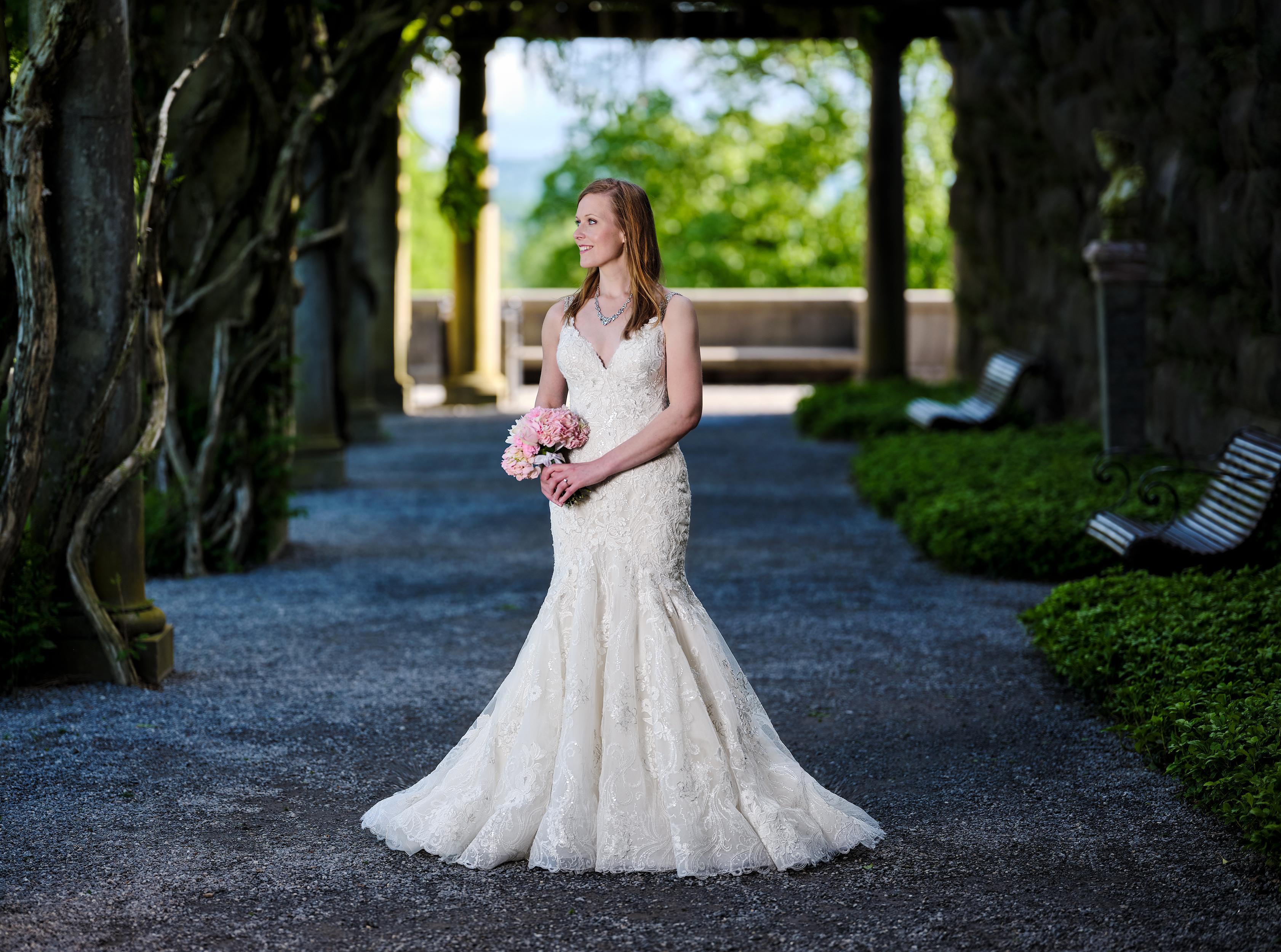 The bride - edit