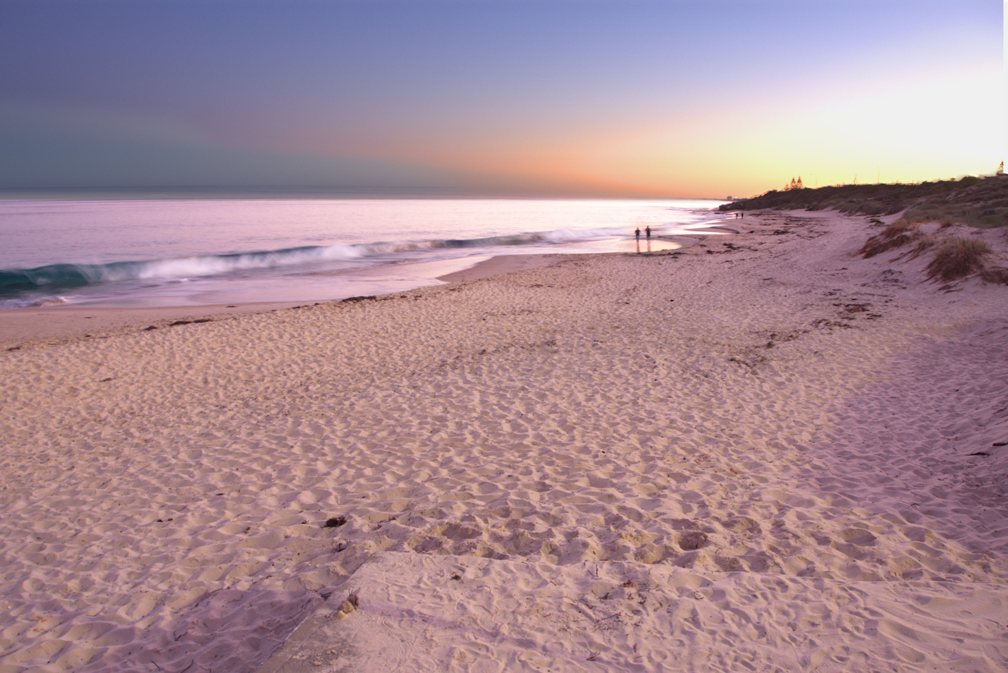 Beach Action