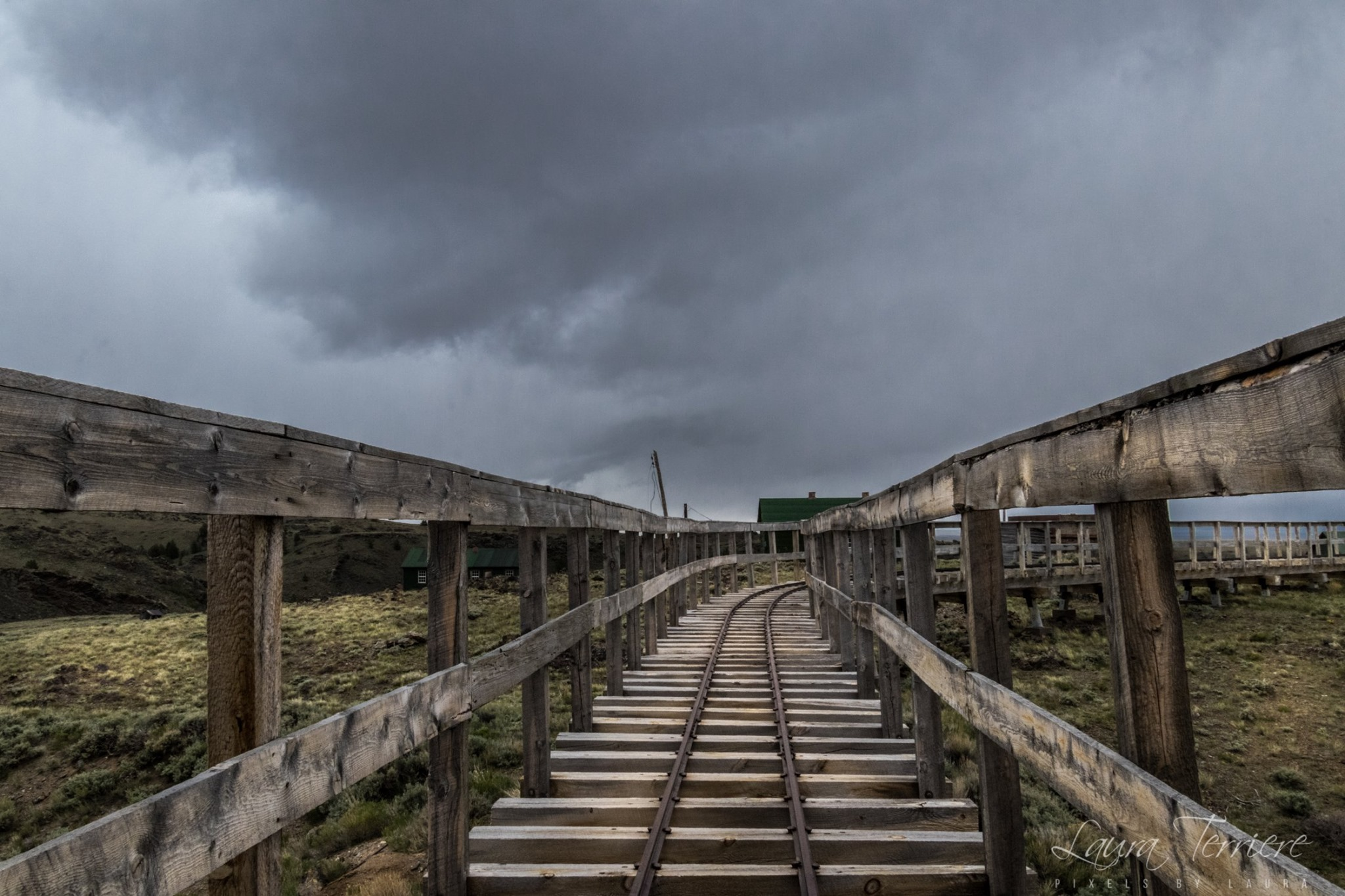 Mining Trestle restored