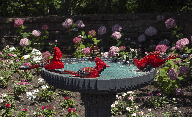 Lego my Cardinal :-)