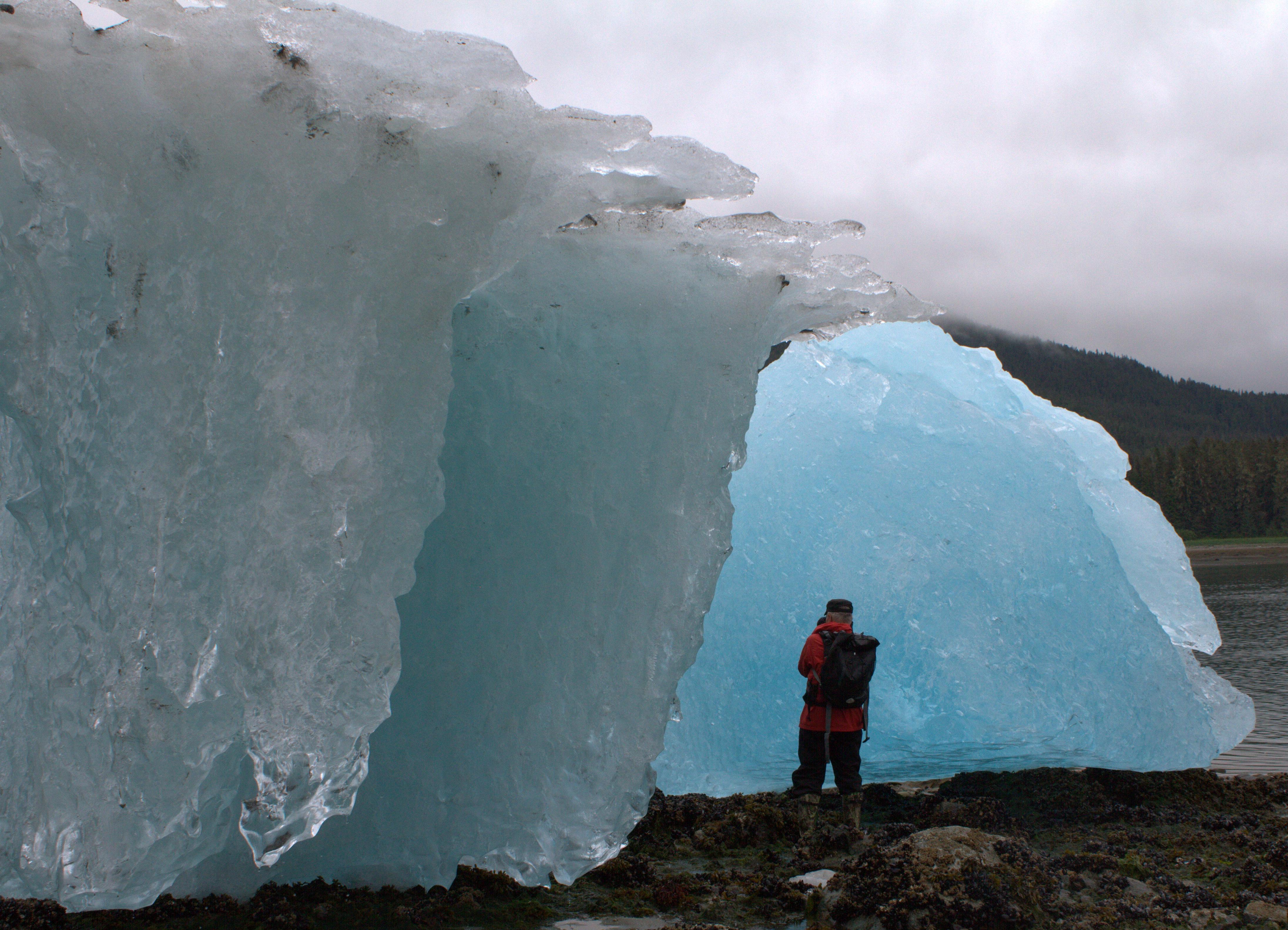 Beached Iceberg