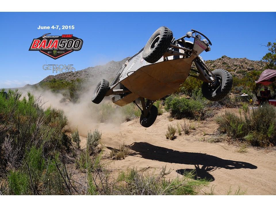 Off Road Desert Racing